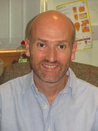Photo of Dr Richard Cockburn